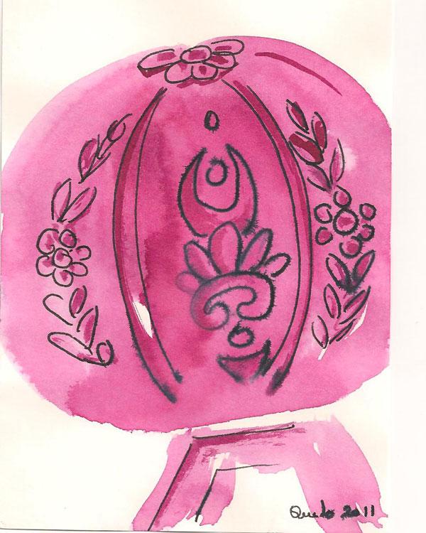 Tintas Esferas de la Catedral