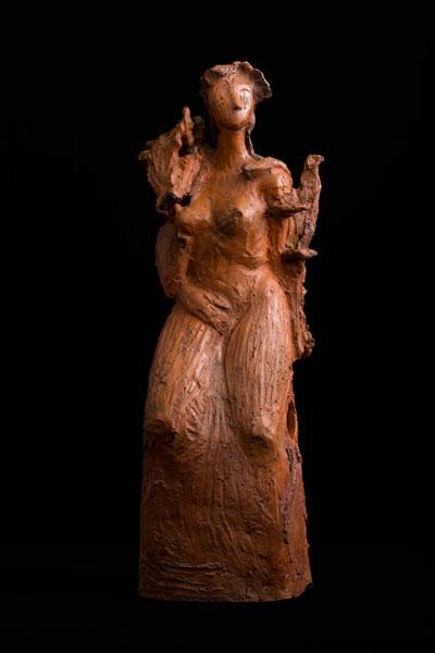 Casa 1028 escultura de Sara Palacios