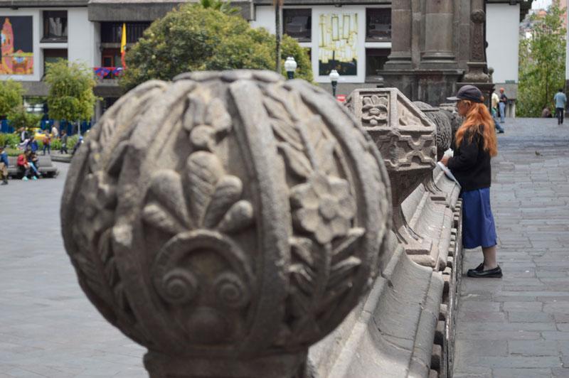 Esferas de la Catedral