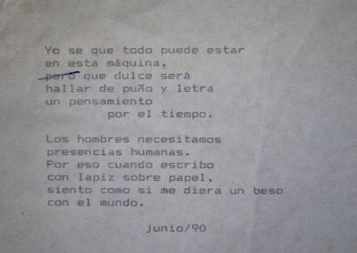 Poesia de Sara Palacios