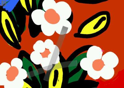 Dibujos digitales de Sara Palacios