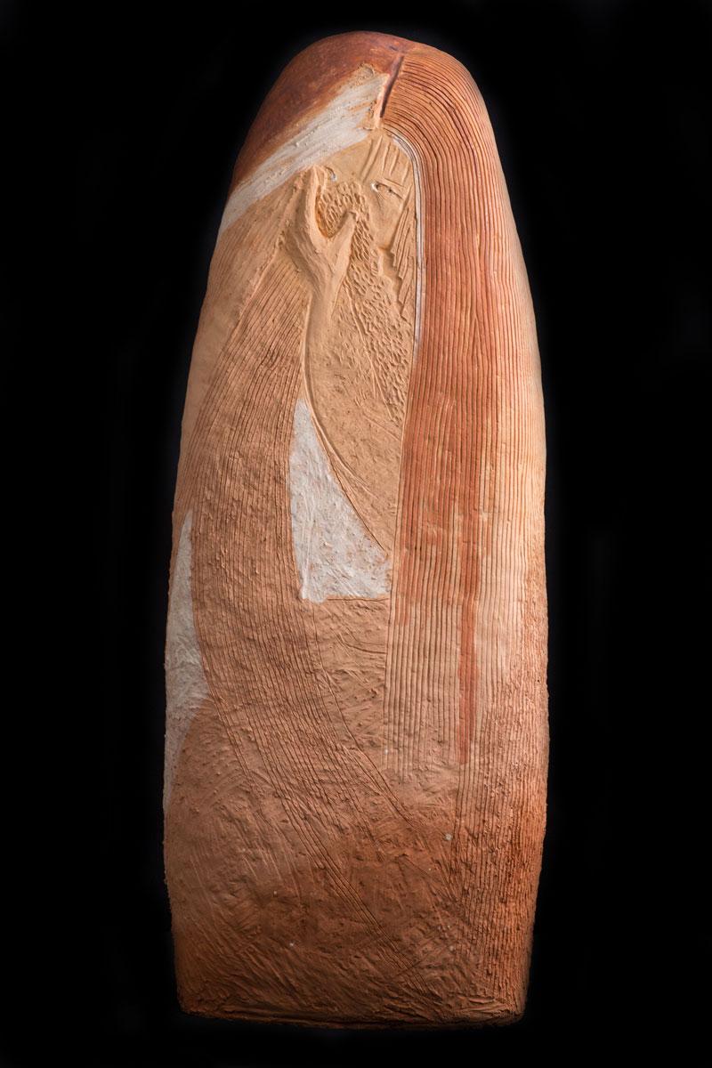 Sol escultórica de Sara Palacios