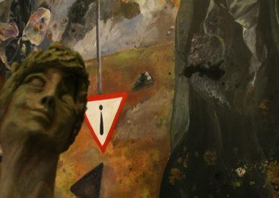 """MITRA HASHNY Y SARA PALACIOS """"Proyecto de Arte MaDRE"""""""
