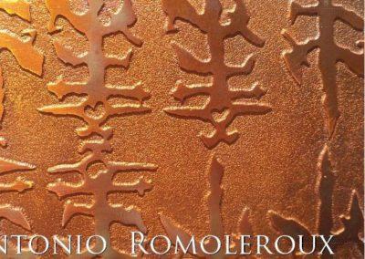 """ANTONIO ROMOLEROUX """"MI ESENCIA EN TUS SENTIDOS"""""""