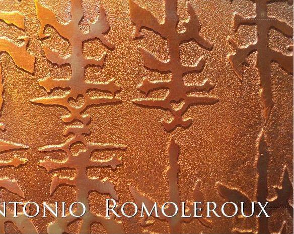 ANTONIO ROMOLEROUX «MI ESENCIA EN TUS SENTIDOS»