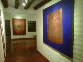 Sara Palacios Galeria. expo. Antonio Romoleroux1003767_10151798050879708_370434398_n