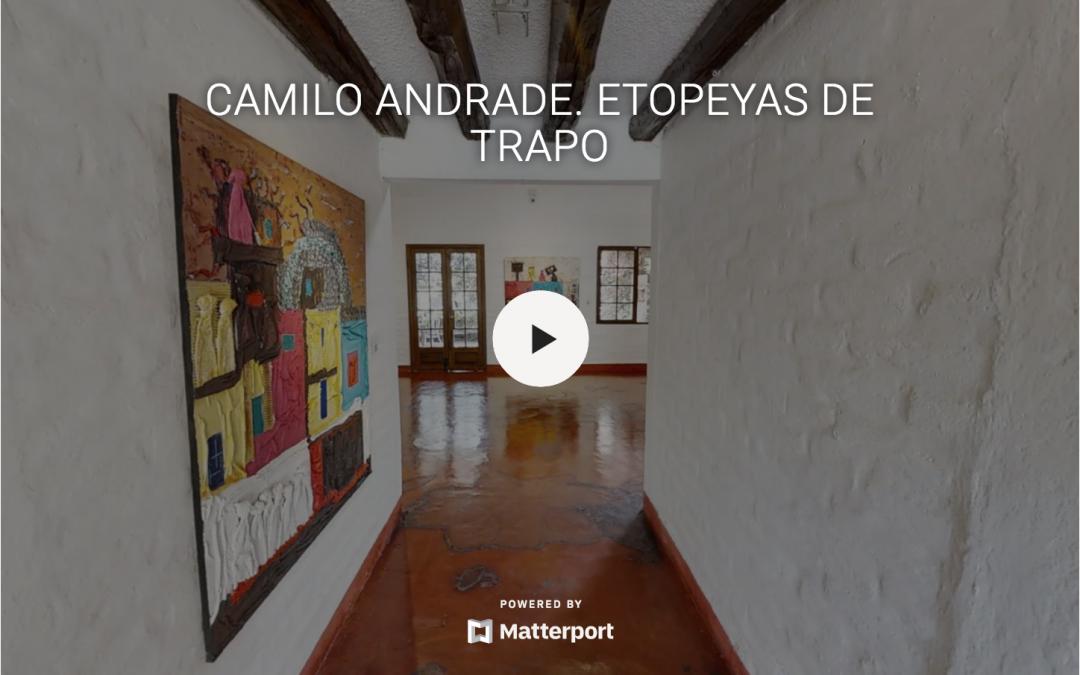 CAMILO ANDRADE – ETOPEYAS DE TRAPO